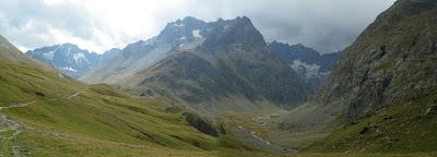 Haute Romanche, Alpe du Villar d'Arene, Hautes Alpes, France