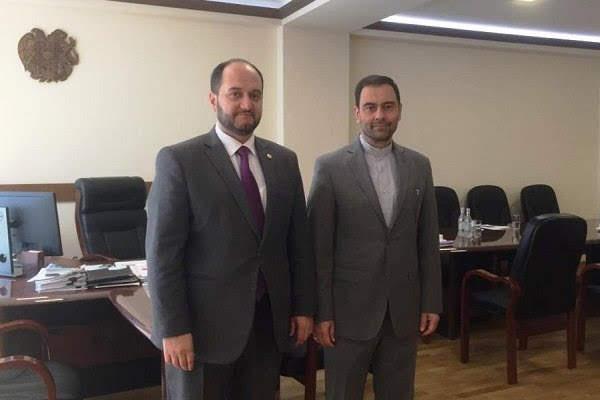 Armenia e Irán ampliarán sus lazos de nanotecnología