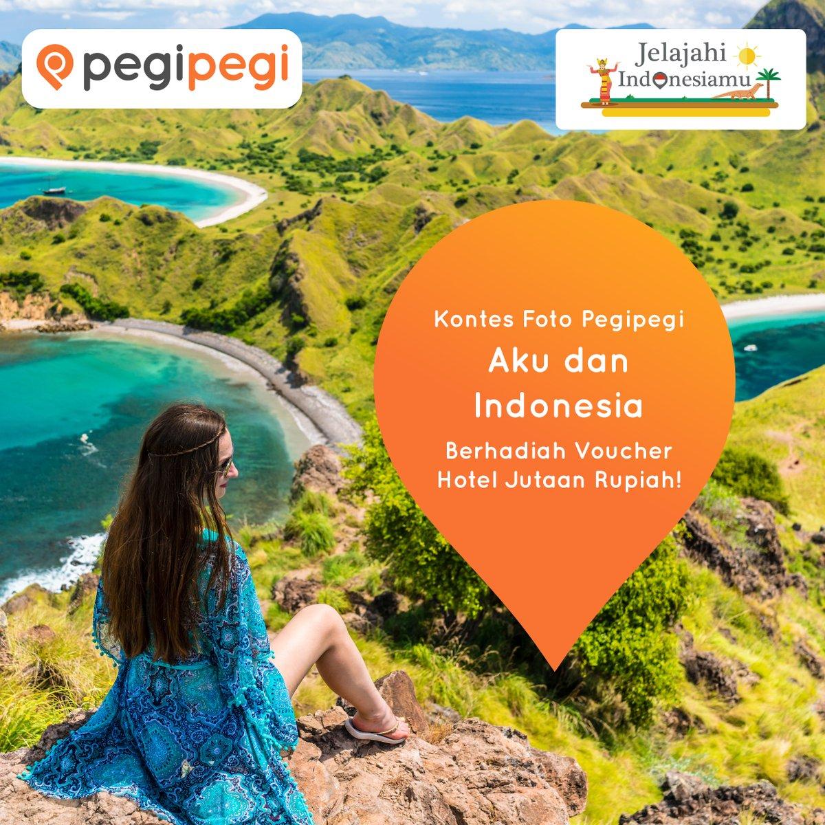 PegiPegi - Promo Kontes Foto PegiPegi Aku & Indonesia (s.d 22 Agustus 2018)
