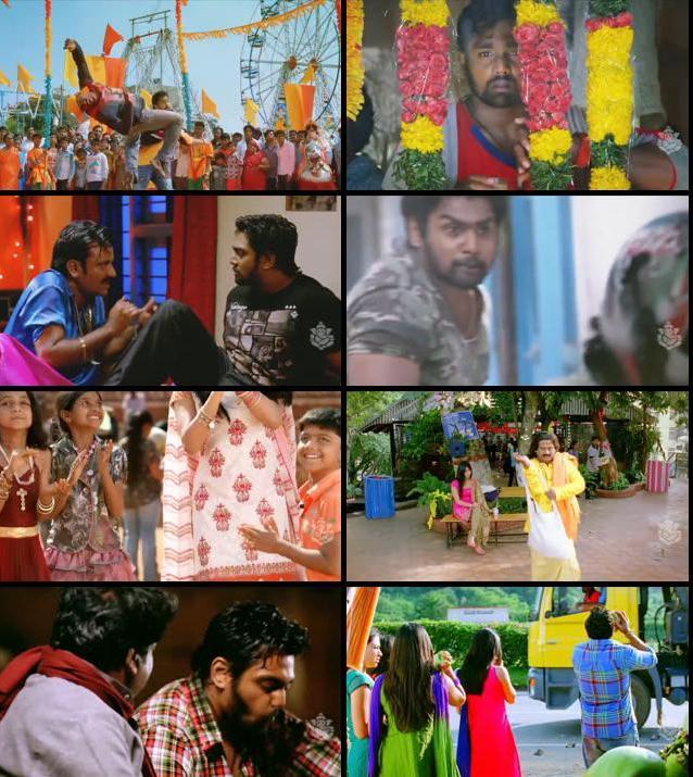 Bahaddur 2014 UNCUT Dual Audio Hindi 720p HDRip