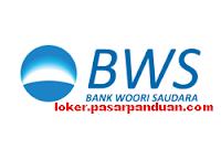 lowongan kerja Palembang terbaru PT. Bank Woori Saudara Indonesia Februari 2019 (4 februari)