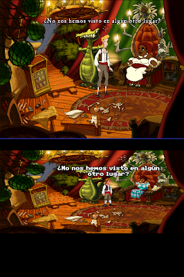 Curse of Monkey Island demake