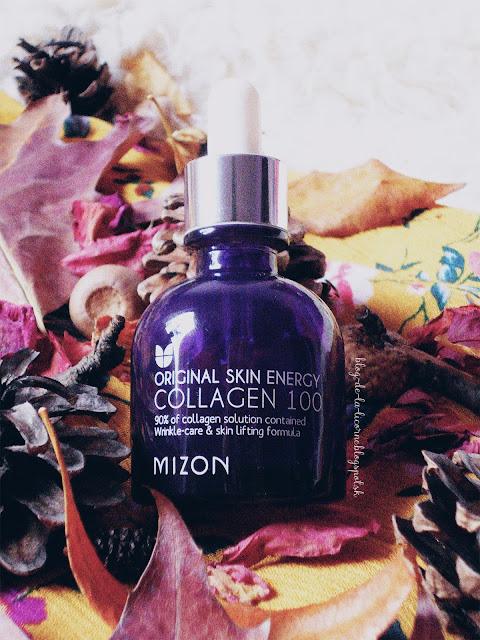 Mizon Original Skin Energy Collagen 100 Serum Review
