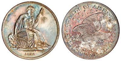 Monedas raras o escasas