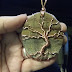 Weaving Wednesday - Tree of Life Pendant