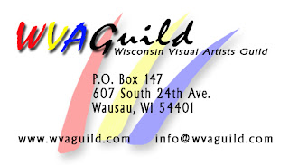 Wisconsin Visual Artists' Guild: April 2011