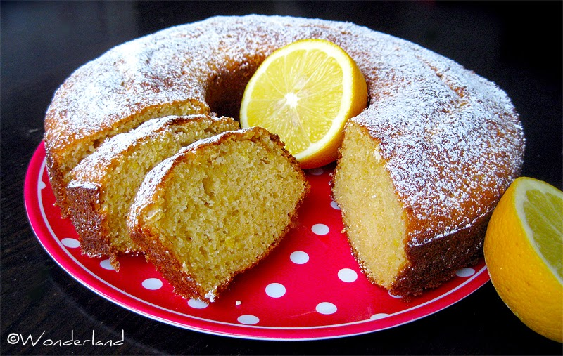 Ciambella Cake Recipe Using Cornflour