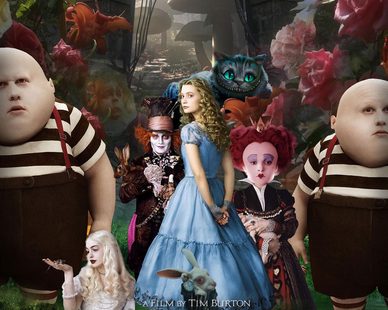 JuliLiciouss: Alice Im Wunderland