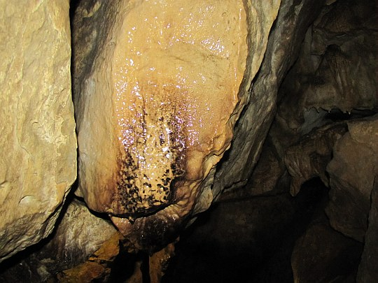 Jaskinia Mroźna.