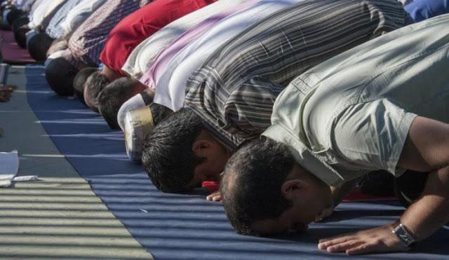 Karyawan Muslim AS dilarang minta izin shalat selama kerja