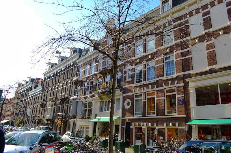 За първи път в Амстердам
