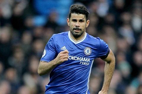 Diego Costa đã hồi phục chấn thương và sẵn sàng tham gia đấu trường Euro 2016 cùng tuyển Tây Ban Nha.