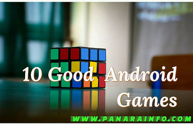 Android Mobile Ke  Liye 10 Good Android Games  ke jankari