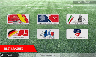 Mobile Soccer League MOD v1.0.3 Apk (Unlimited Code) Terbaru 2016 1