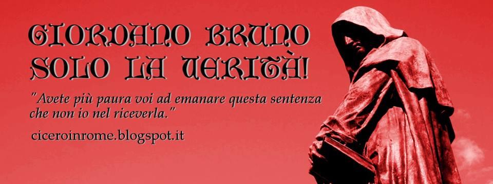 Giordano Bruno: Solo la Verità! Visita Guidata con Teatro Itinerante
