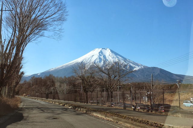 Mt.Fuji-in-the-morning 朝の富士山