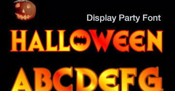 Horror Font From John Carpenter's Halloween Movie | Dark