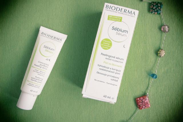 Bioderma peelingové serum