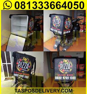 Produsen Tas delivery pizza Chita Jakarta bandung bogor tangerang bekasi jogja solo semarang malang surabaya bali banjarmasin batam