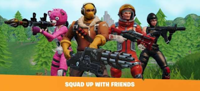 fornite screenshot image 2 for smartphone - Android Games Ocean
