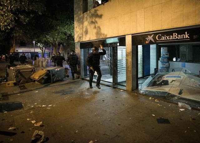 Barcelona, su alcaldesa Colau y el colmo del activismo
