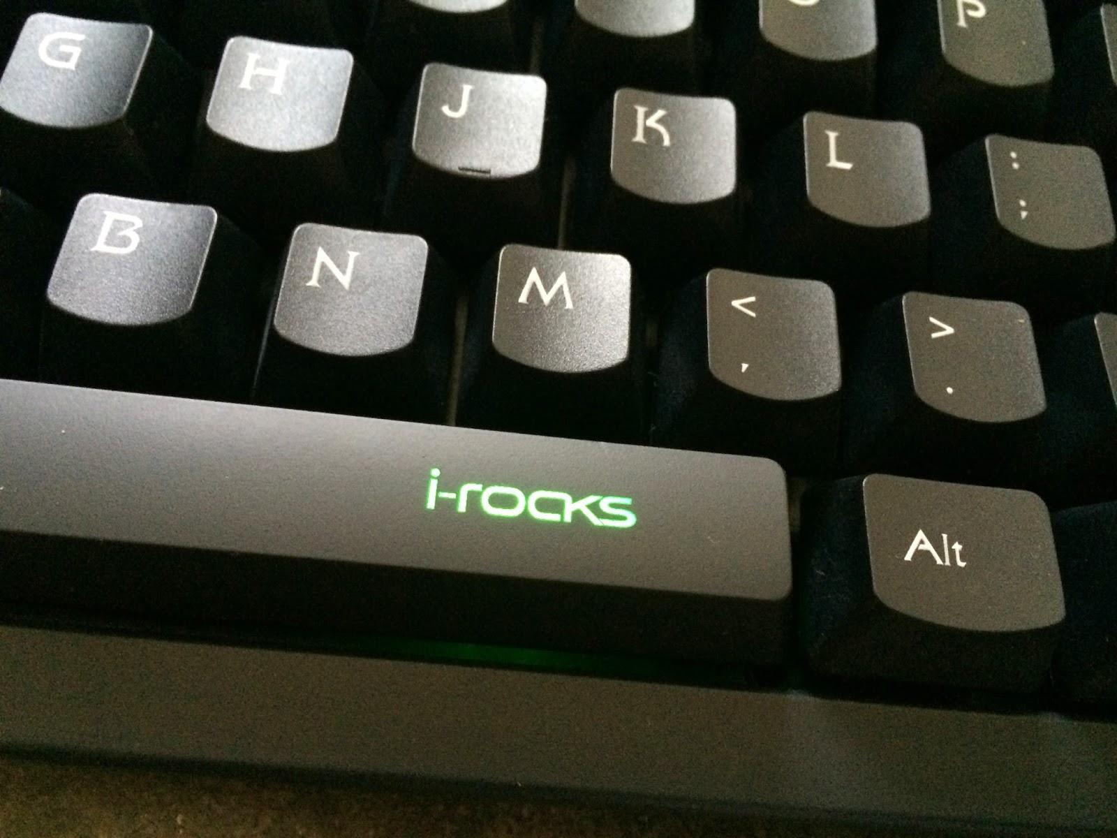 Unboxing & Review: i-Rocks K10 Gaming Keyboard 68