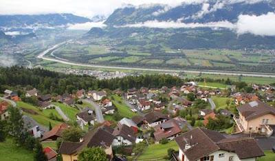 Negara Terkecil di Dunia Liechtenstein
