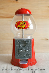Jelly Belly Bubble Gum Machine
