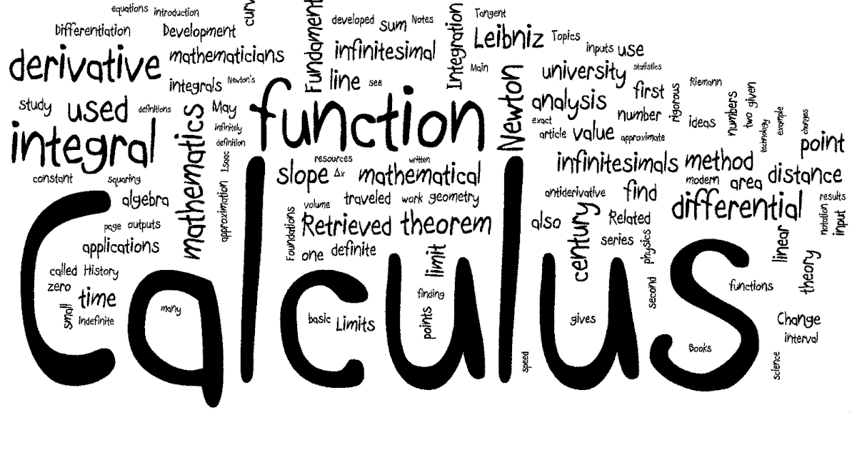 MS Squared Ecology 2011: Brock's Calculus Smart Board Notes