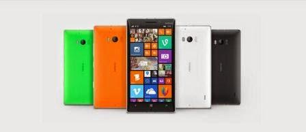 Harga Nokia Lumia 930 baru dan bekas, Spesifikasi lengkap Nokia Lumia 930