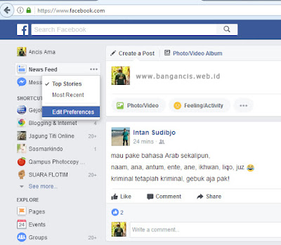 Cara Terbaru Unfollow Teman Secara Massal di Facebook