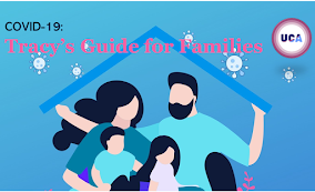 COVID-19: Tracy's Guide for Families
