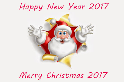 Happy New Year 2017 Wallpaper - Merry Christmas 2017 Wallpaper