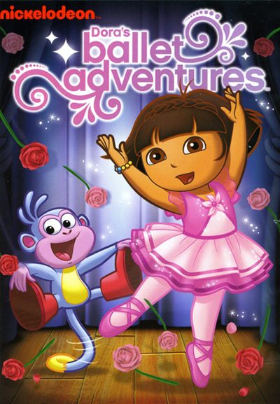 Dora aventuras de Ballet [Doras Ballet Adventure] 2011 [DVDR Menu Full] Español Latino [ISO] NTSC