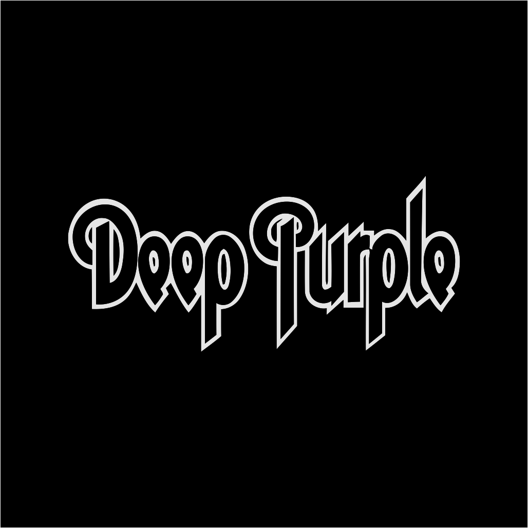 Deep Purple Logo Free Download Vector CDR, AI, EPS and PNG Formats