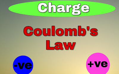 What is Coulomb's laws?
