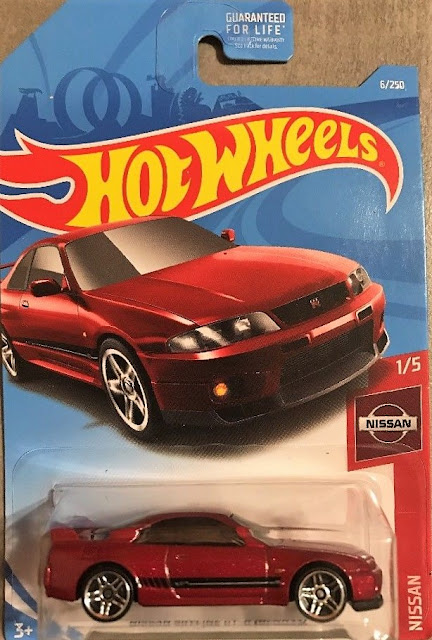 NISMO JDM Diecast Car R33 Japan BCNR33 2019 Hot Wheels Nissan Skyline GT-R