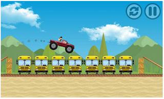 Petualangan Boboi Boy Supercar