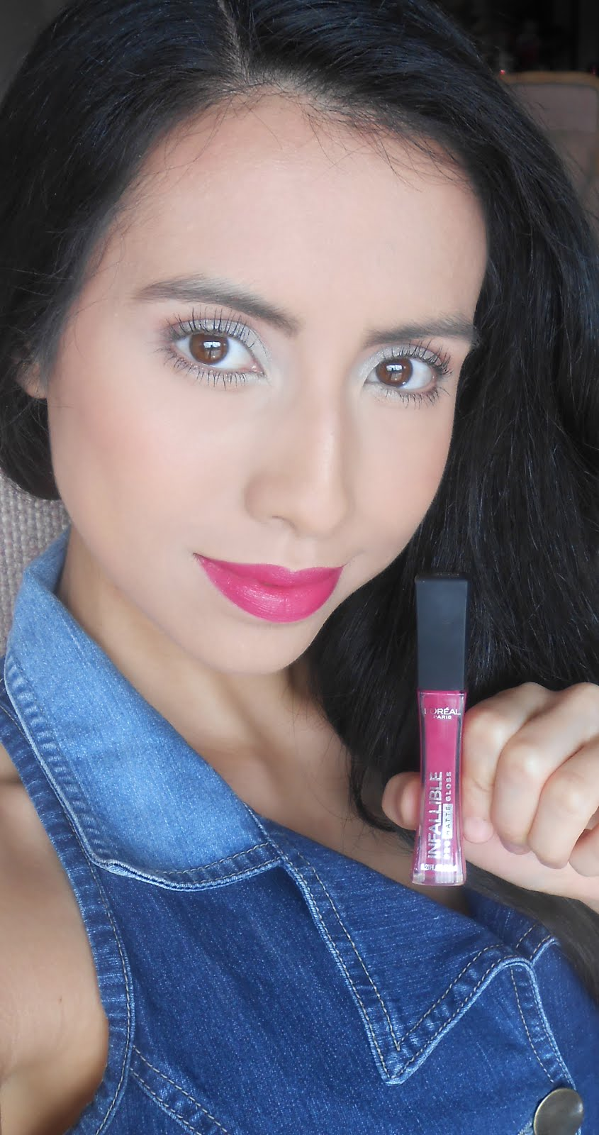 My Opinion And More: ........ L'oreal Paris Makeup Recent