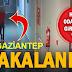Hastanelerin hasta odalarında cep telefonu çalan hırsız yakalandı