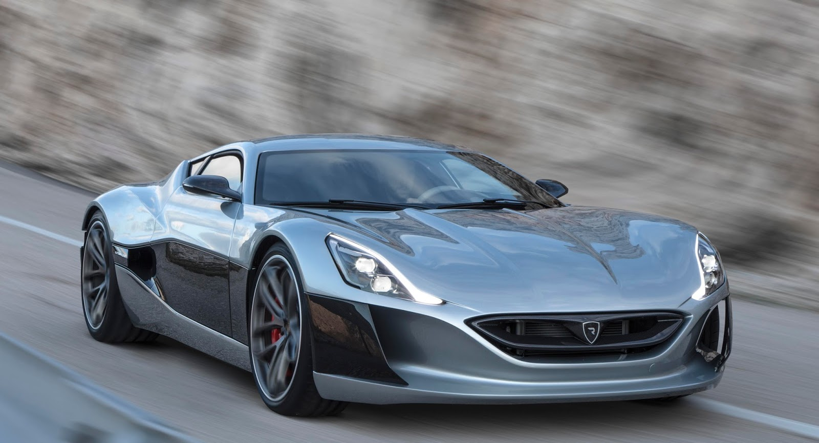 The Rimac Concept One Also Styled Is A Two Seat High Performance Electric Sports Car Designed And Manufactured By Automobili