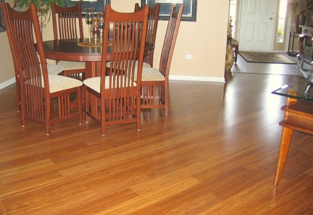 Michelle Clunie Bamboo Flooring For Interior Design Style