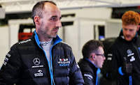 Robert Kubica Formuła 1 Williams