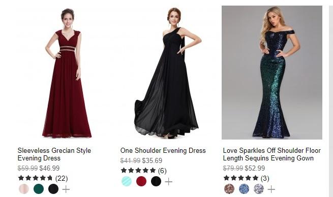 a0d77daf2d Ever-Pretty // Bridal Dresses - MILEX