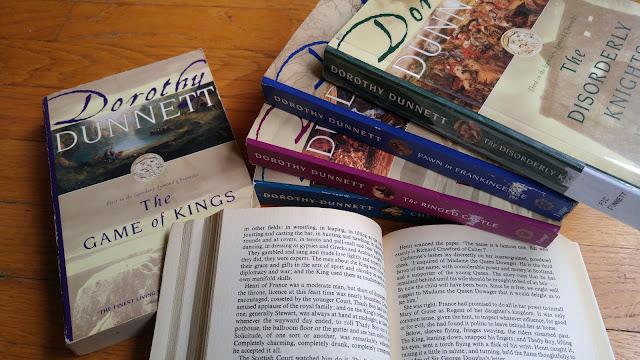books- Dorothy Dunnett