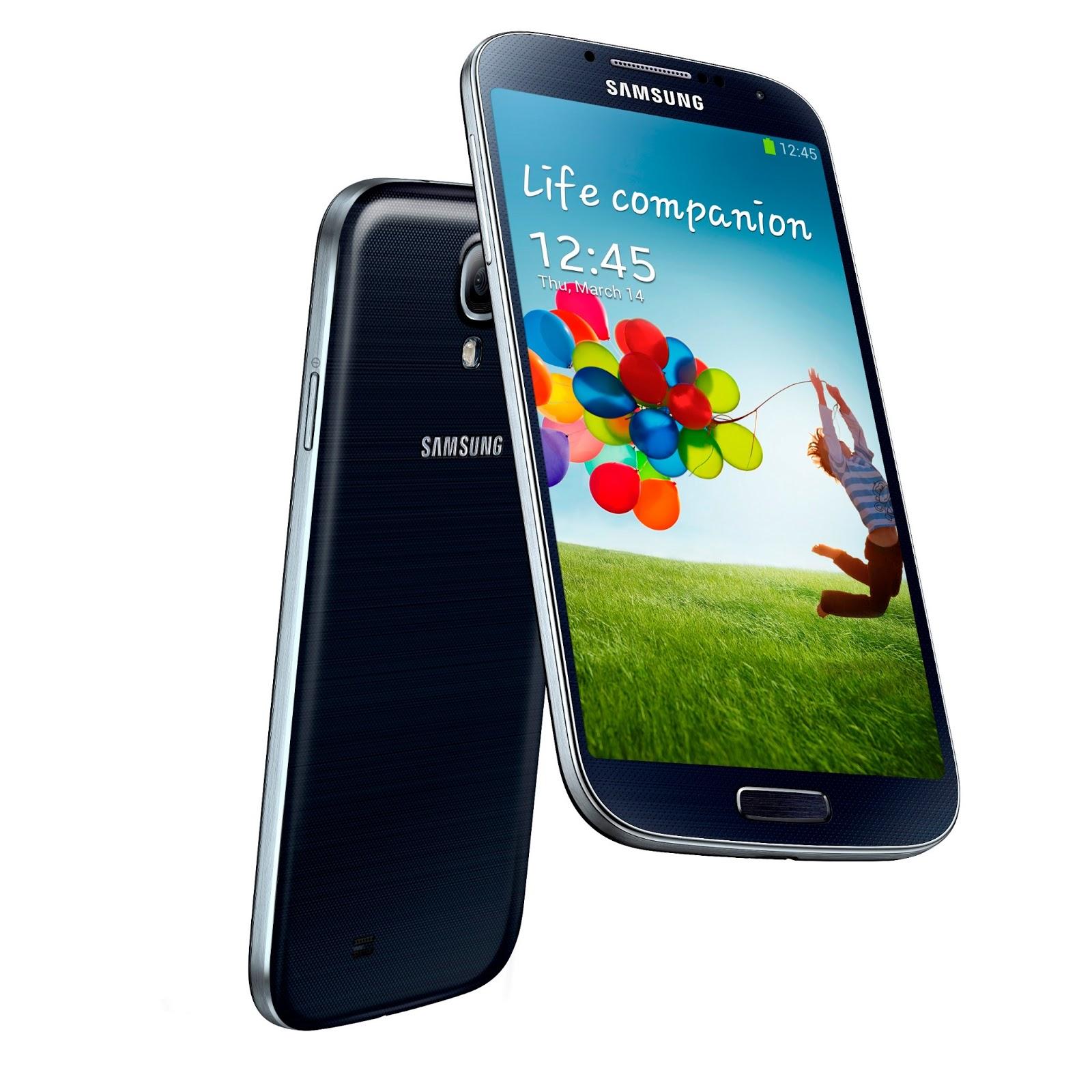 Samsung galaxy s4 kennenlernen