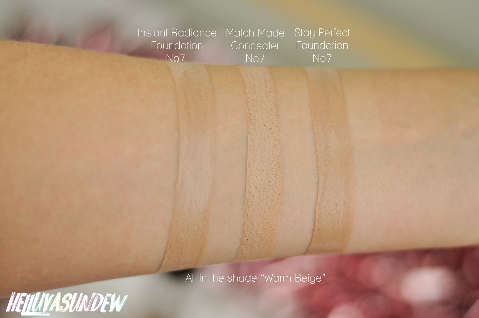 Radiant Glow Concealer by no7 #11