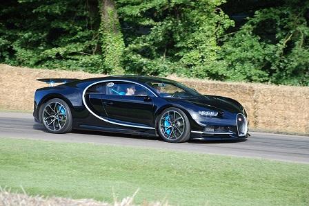 Dünyadaki En Hızlı 5 Otomobil (Araba)