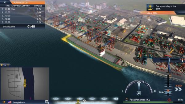 TransOcean The Shipping Company Free Download Screenshot 2