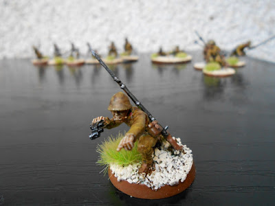 bolt action japonés observador